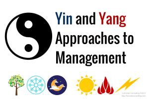 yin, yang, yin and yang, management, leadership