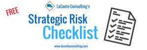 strategy, strategic risk, risk management, checklist, useful tools