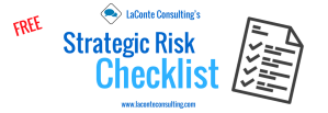 strategy, strategic risk, risk management, checklist, useful tools