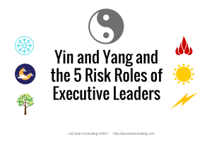 yin and yang, risk, risk roles, executives, executive leaders, leaders, management