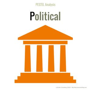 PESTEL Analysis - Political