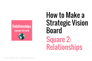 Strategic Vision Board, Strategic Vision, Strategic Planning, Vision Board, Vision boarding, relationship, relationships, customer relationships, basic element, yin and yang, yin earth