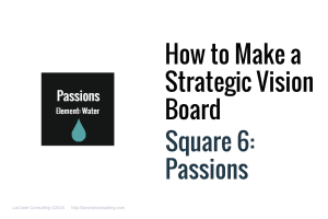 Strategic Vision Board, Strategic Vision, Strategic Planning, Vision Board, Vision boarding, yin and yang, basic element, passions, business passion, water, water element
