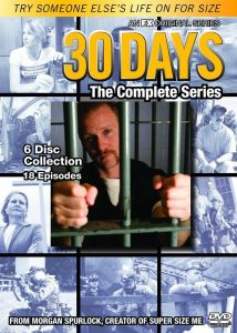 Morgan Spurlock, 30 Days, Supersize Me, Super Size Me, documentary, Morgan Spurlock director