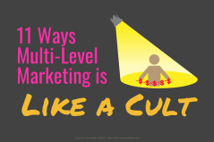 MLM, Multi-Level Marketing, Cult, cult-like, MLM cult, MLM business, cult like, MLM company, direct marketing, direct sales, risk intelligence