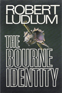 The Bourne Identity, Robert Ludlum, Bourne series, Jason Bourne, book, book review