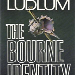 The Bourne Identity, Robert Ludlum, Bourne series, Jason Bourne, book, book review