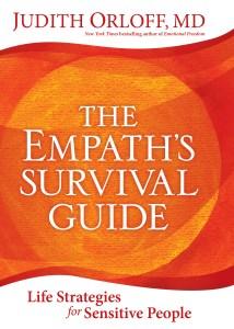 The Empath's Survival Guide, Empath's Survival Guide, empath, empathy, sensitive people, sensitive person, Judith Orloff, Dr. Judith Orloff, book, book review