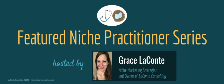 Featured Niche Practitioner banner