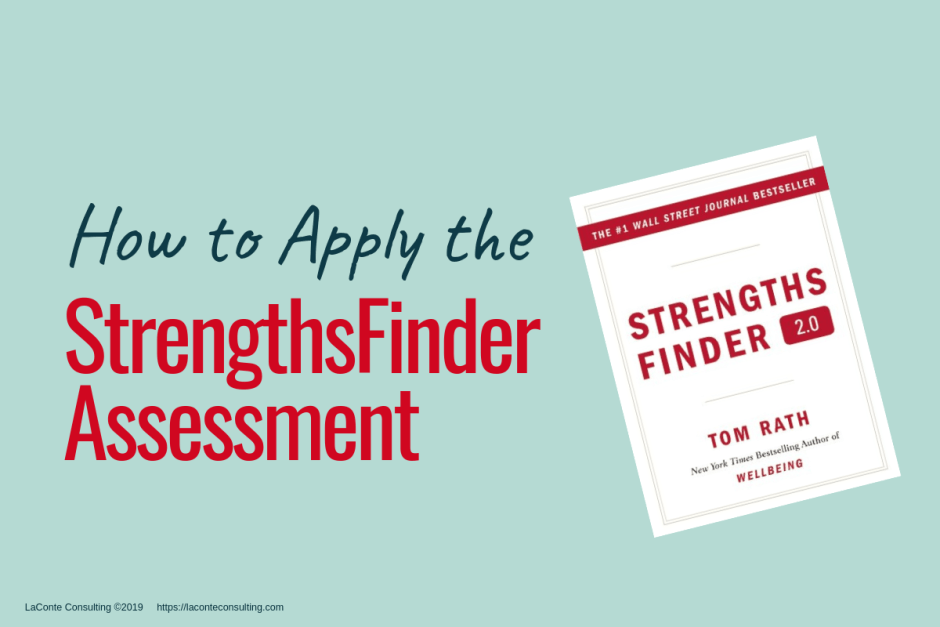 StrengthsFinder, StrengthsFinder Assessment, Gallup, Gallup StrengthsFinder, apply strengths, use strengths, personality, temperament, marketing strategy