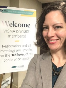 WSMA, Washington State Medical Association, Grace LaConte, LaConte Consulting, Seattle, medical doctors, physicians, medical conference