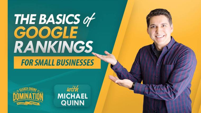 Michael Quinn Agency, Michael Quinn, Search Engine Domination, Google Rankings, Google Rankings for Small Business, SEO, business SEO, search engine optimization