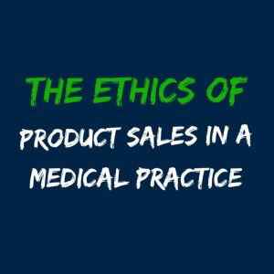 Ethics of product sales