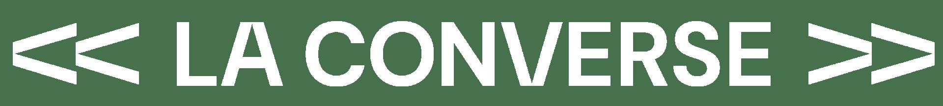 La Converse Logo
