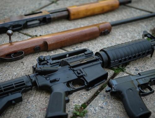 Que proposent les partis en matière d'armes à feu?