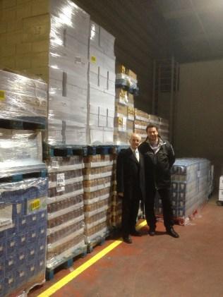 entrega Banc Aliments Girona Comissio de la Copa 2015 02