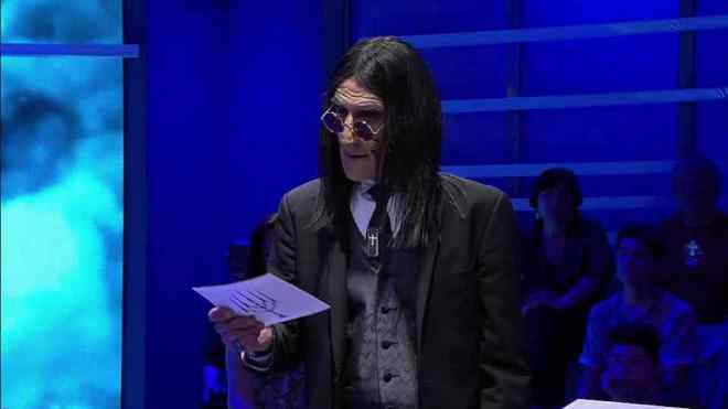 """Magni participó de diversas producciones chilenas, entre ellas el programa de """"Avanti"""" de Leo Caprile y en la película de Jorge Alis, Argentino QL."""