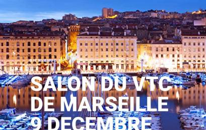 Salon du VTC Marseille 2019