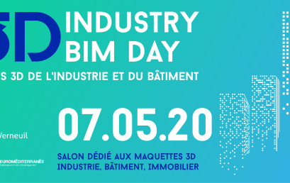 Salon IB3D – Industry Bim Day