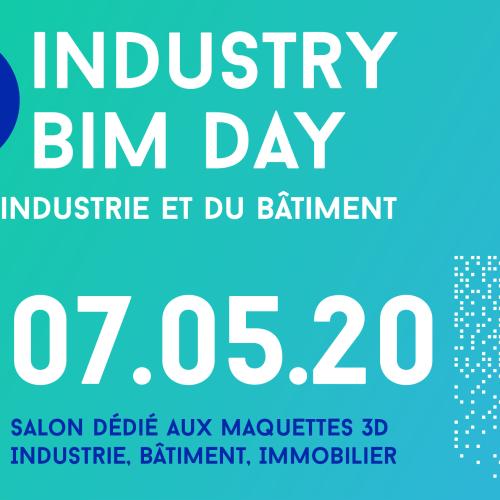 Salon IB3D – Industry Bim Day