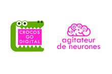 Logo Crocos Go Digital