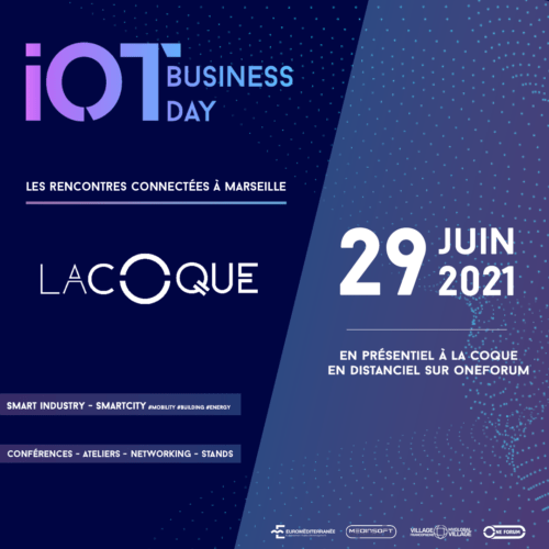 SAVE THE DATE ! L'IoT Business Day est de retour…