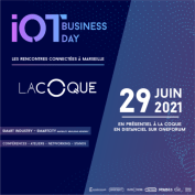 SAVE THE DATE ! L'IOT Business Day est de retour le 29 juin !