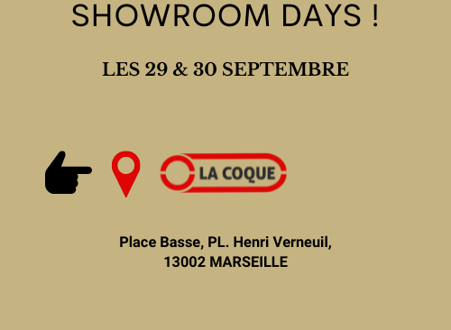 Showroom Days by networks