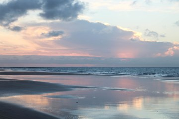 camocim au brésil plage kite surf