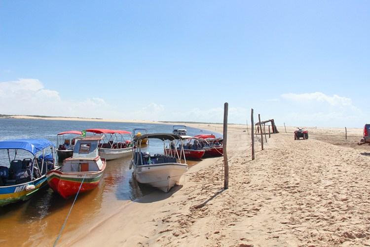brésil plage atins
