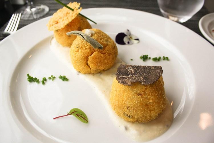 restaurant vegan gastrnomique à paris plat