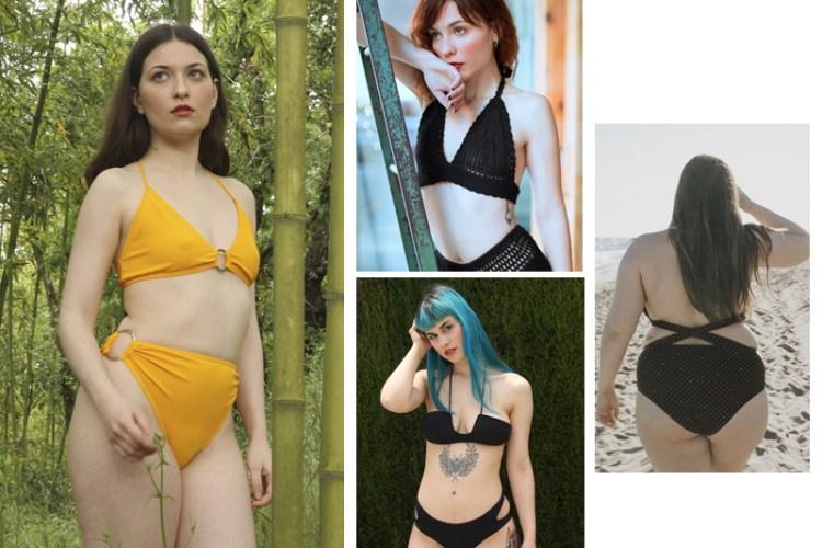 She told me marque vegane et féministe maillot de bain