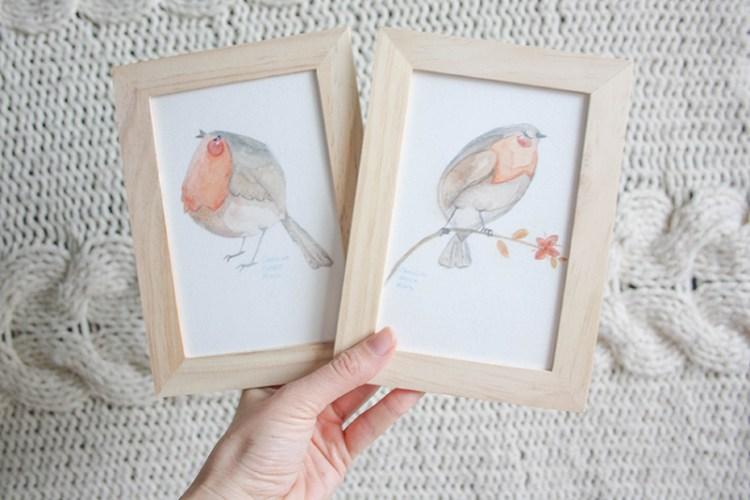 courcours oiseaux illustrés dessin offert