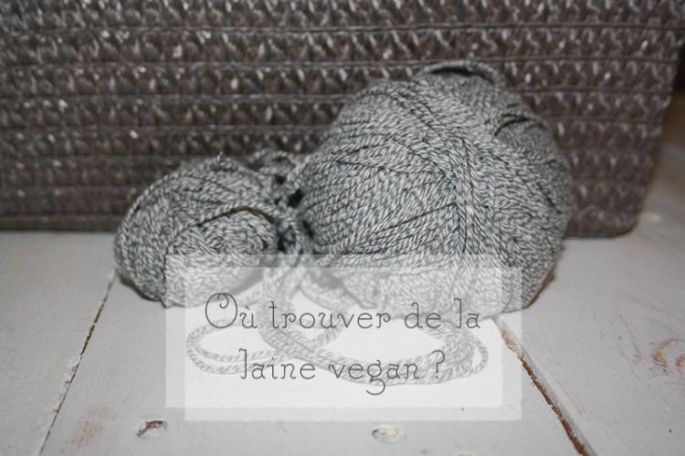 où trouver de la laine vegan