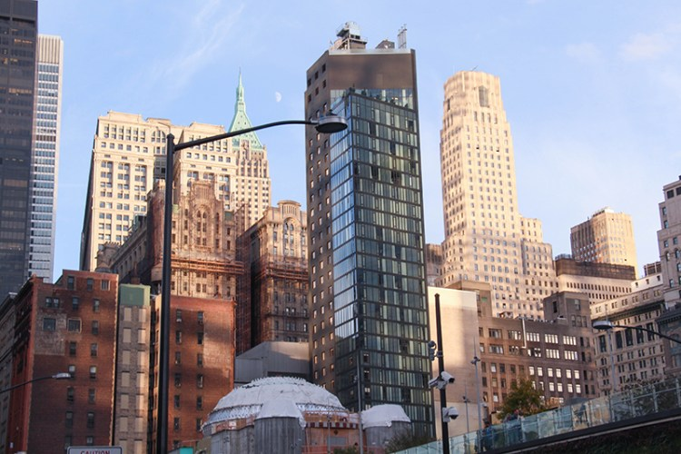 bons plans vegan new york buildings