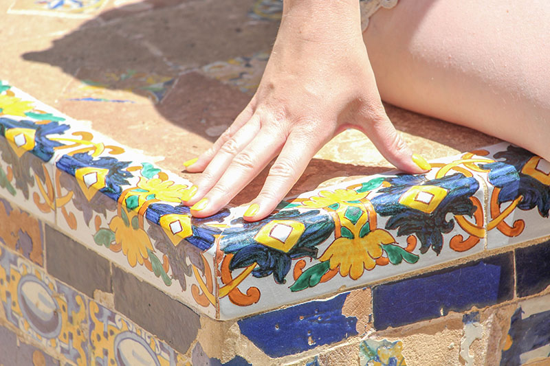 vernis à ongles jaune