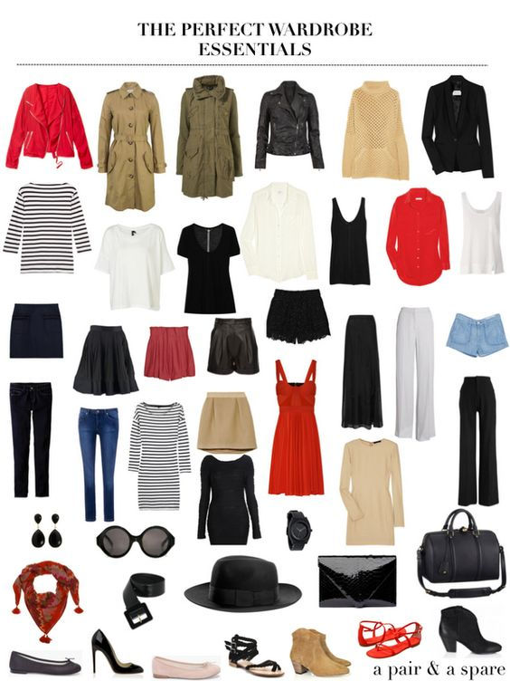 Mixer les vêtements