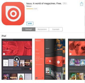 Issuu on the App Store