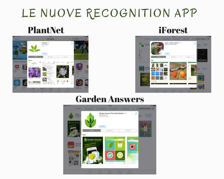 recognition app