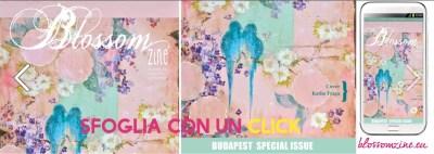 Blossom Zine Spring Number