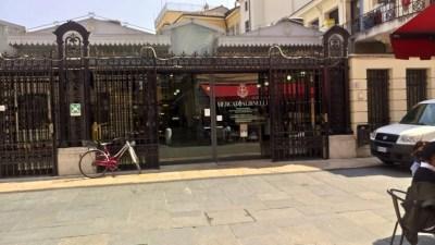 Mercato ortofrutticolo Modena