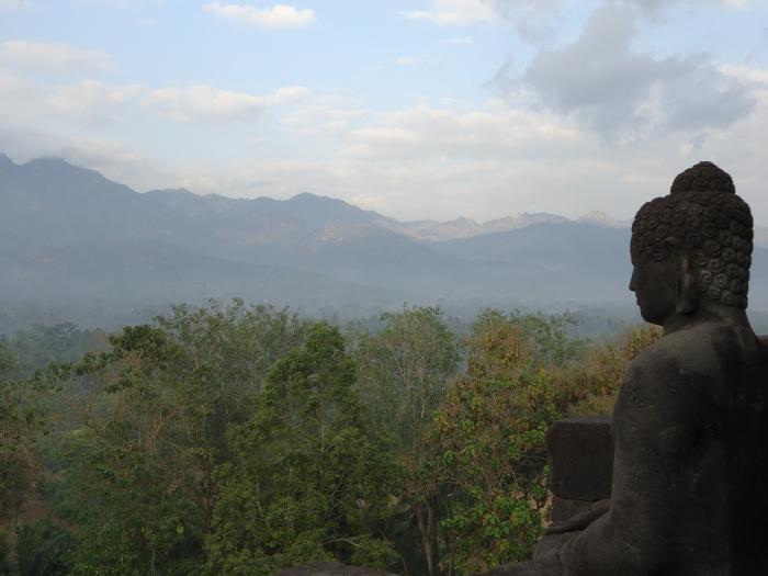 Buda de Borobudur