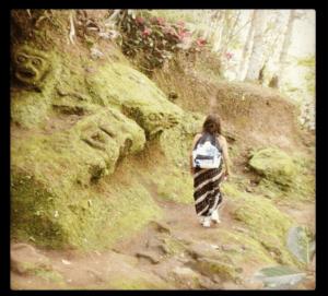 Caminando por Indonesia