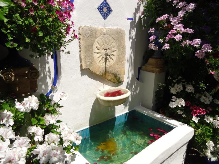 Fuente de un patio, Córdoba