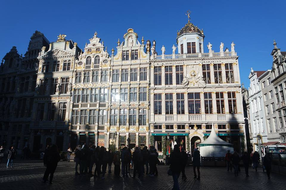 Grand Place, un fin de semana en Bruselas