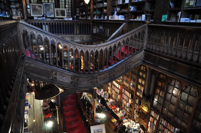 Librería Lello, Oporto
