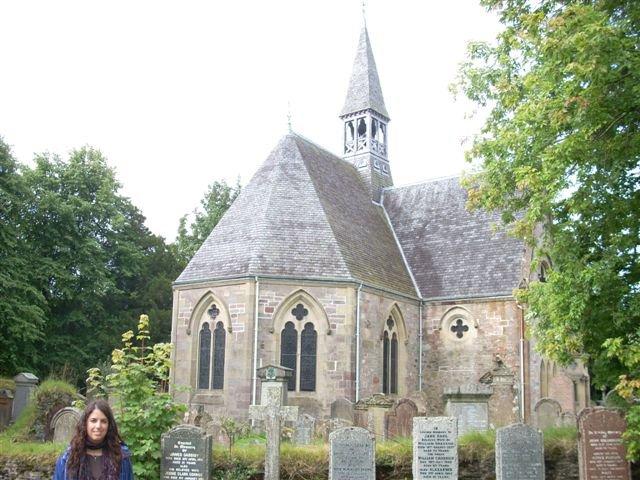 Iglesia de Luss