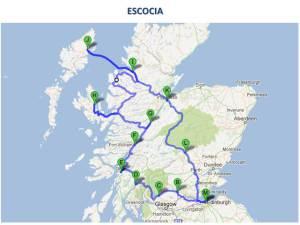 Escocia Descubriendo Las Highlands De Edimburgo A Isla Lewis
