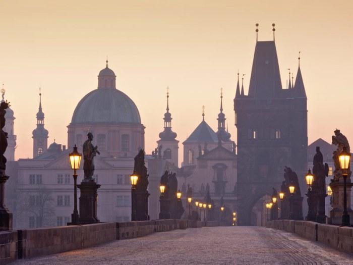 Praga, las 10 ciudades más bonitas de Europa