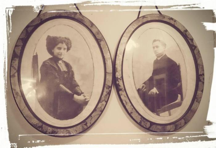 Leonor y Machado